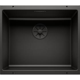 Кухонная мойка Blanco SUBLINE 500-U Black Edition черный 526340