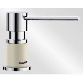 Дозатор жидкого моющего средства Blanco LATO хром/жасмин 525812
