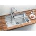 Кухонная мойка Blanco LEMIS XL 6 S-IF Compact нержавеющая сталь полированная 525111