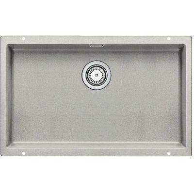 Кухонная мойка Blanco SUBLINE 700-U SILGRANIT® PuraDur® silgr.PD жемчуг с кл.авт 520661