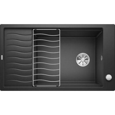 Кухонная мойка Blanco ELON XL 8S SILGRANIT® PuraDur® черный 525885