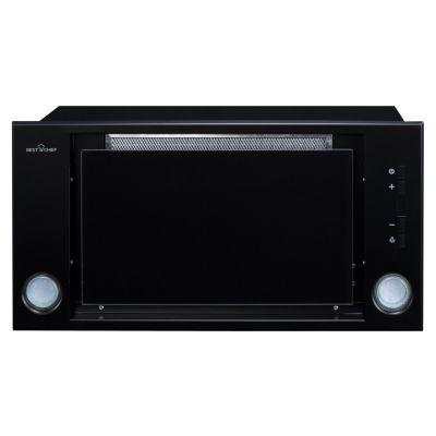 Встраиваемая вытяжка Best Chef Smart box 1000 black 55