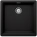 Кухонная мойка Schock BROOKLYN N-100 CRISTALITE+ Nero-13 (Черный)