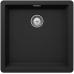 Кухонная мойка Schock BROOKLYN N-100 CRISTALITE+ Onyx-10 (Черный)