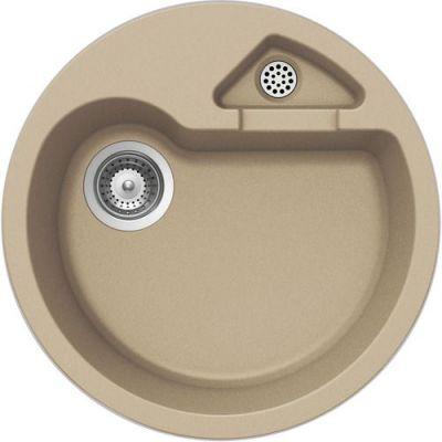 Кухонная мойка Schock CLASSIC R-100 CRISTALITE+ Moonstone-22 (Бежевый)
