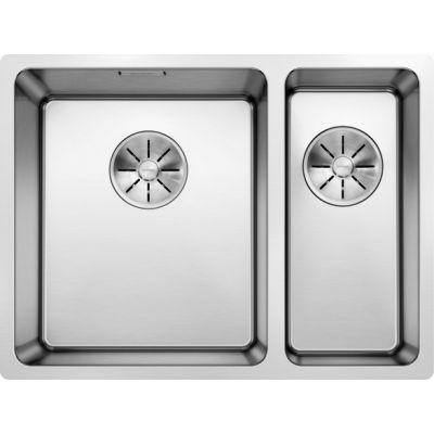 Кухонная мойка Blanco ANDANO 340/180-U нержавеющая сталь 522979