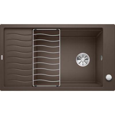 Кухонная мойка Blanco ELON XL 8S SILGRANIT® PuraDur® кофе 524869
