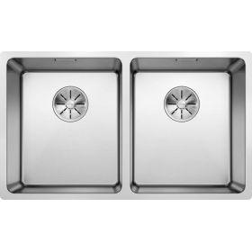 Кухонная мойка Blanco ANDANO 340/340-IF нержавеющая сталь 522981