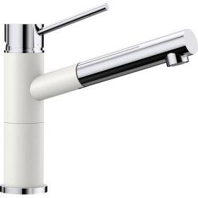 Кухонный смеситель Blanco ALTA - S Compact хром / белый 515327