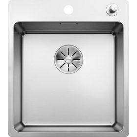 Кухонная мойка Blanco ANDANO 400-IF-A нержавеющая сталь 522993