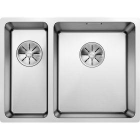 Кухонная мойка Blanco ANDANO 340/180-U нержавеющая сталь 522977