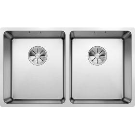 Кухонная мойка Blanco ANDANO 340/340-U нержавеющая сталь 522983
