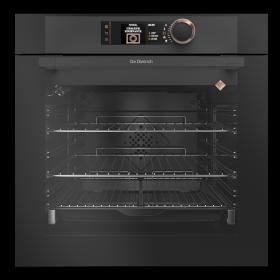 Духовой шкаф De Dietrich с пиролизом DOP7350A Absolute Black