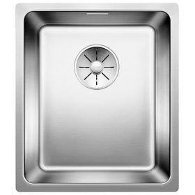 Кухонная мойка Blanco ANDANO 340-U нержавеющая сталь 522955