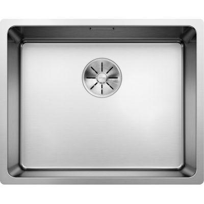 Кухонная мойка Blanco ANDANO 500-U нержавеющая сталь 522967