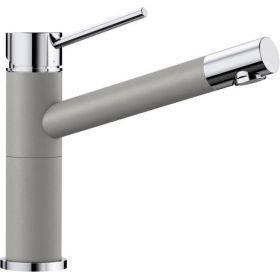 Кухонный смеситель Blanco ALTA Compact хром / алюметаллик 515316