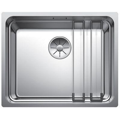 Кухонная мойка Blanco ETAGON 500-U нержавеющая сталь 521841