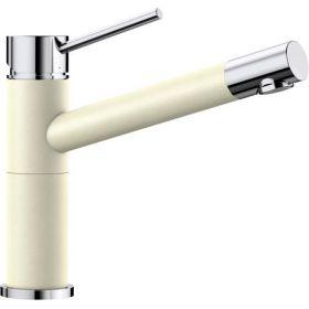 Кухонный смеситель Blanco ALTA Compact хром / жасмин 515318
