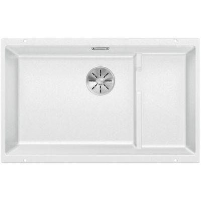 Кухонная мойка Blanco SUBLINE 700-U Level SILGRANIT PuraDur® белый 523542