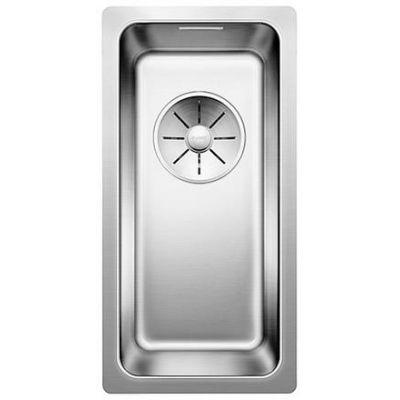 Кухонная мойка Blanco ANDANO 180-U нержавеющая сталь 522952