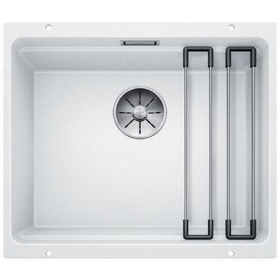 Кухонная мойка Blanco ETAGON 500-U SILGRANIT® PuraDur® белый 522231