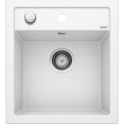 Кухонная мойка Blanco DALAGO 45 SILGRANIT® PuraDur® белый 517160