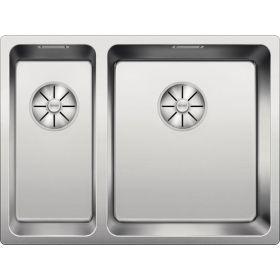 Кухонная мойка Blanco ANDANO 340/180-IF нержавеющая сталь 522973