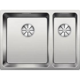 Кухонная мойка Blanco ANDANO 340/180-IF нержавеющая сталь 522975