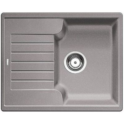Кухонная мойка Blanco ZIA 40S SILGRANIT® PuraDur® алюметаллик 516919
