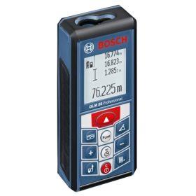 Дальномер лазерный Bosch GLM 80, ± 1.5 мм, 0.05 – 80 м, IP 54