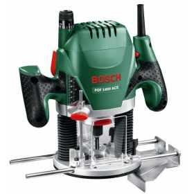 Фрезер Bosch POF 1400 ACE, 1400Вт, 11000-28000 об/мин, 55мм, 3кг