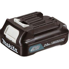 Аккумулятор Makita CXT BL1020B, 10.8В, 2Ач, индикация разряда, 0.215кг