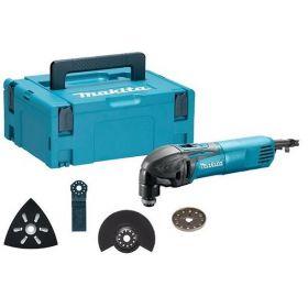 Многофункциональный инструмент Makita TM3000CX1J, 320Вт, 6.000 - 20.000 мин-1-1.4кг