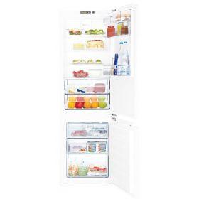 Холодильник встраиваемый двухкамерный Beko BCN130000- Вх177,7 cм/Шх56см/No-frost/300 л/дисплей/А++