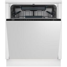 Встраиваемая посудомоечная машина Beko DIS28023 - 45 см./10 компл./8 програм/дисплей/А++