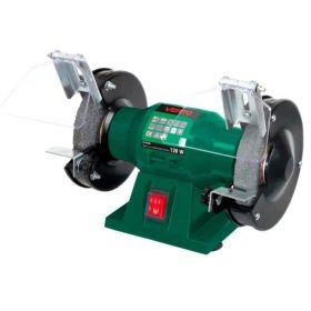 Станок точильный VERTO  120 Вт, круг  125x12.7 мм