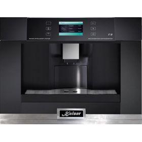Встраиваемая кофеварка Kaiser EH6318KA - TFT дисплей/8 режимов работы/черный