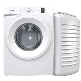 Стир. машина с баком Gorenje WP6YS2/R, 6кг, 800, A++, глубина 43см, Дисплей, Белый