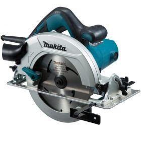Пила дисковая Makita HS7601K, 1200 Вт, 190 мм, 5.200 мин-1, 4кг