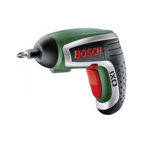 Шуруповерт Bosch IXO 3.6В, 1.5 Aч, 3/4.5Нм, до 5мм, (отвертка)