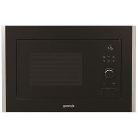 Встраиваемая м/печь Gorenje BM201A4XG/20 л/800 Вт./ гриль/электронное.упр./дисплей/черная