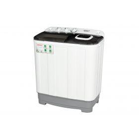 Вертикальная стиральная машина Ardesto WMH-B65D полуавтомат., отжим, таймер, 6.5 кг