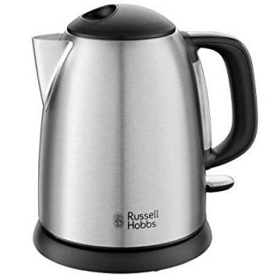 Чайник Russell Hobbs 24991-70 Adventure, 2400Вт, 1л., нержавеющая сталь