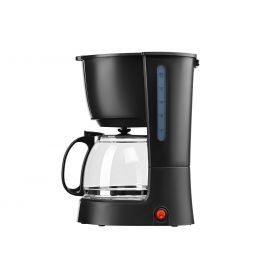 Кофеварка Ardesto FCM-D2100 - 900Вт/ капельная/ резервуар 1.2л/ черная