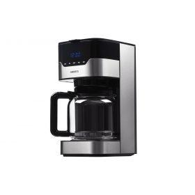 Кофеварка Ardesto FCM-D3100 - 900Вт/капельная/1.5л/ дисплей/таймер/рег. крепости/ металл+черн.
