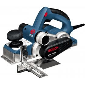 Рубанок Bosch Professiona GHO 40-82 C, 850 Вт, нож 82мм, стругание 4 мм, 3.2кг