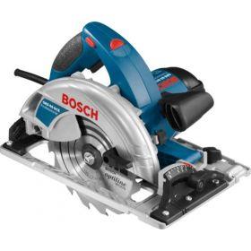 Пила дисковая Bosch Professional GKS 65 GCE, 1800Вт, 190мм