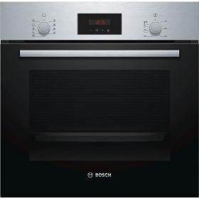 Встраиваемый эл. дух. шкаф Bosch HBF173BS0 - Ш-60см/8 реж/66 л./3D Hotair/диспл/нерж. сталь