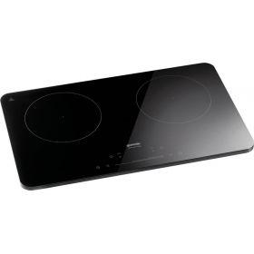 Индукционная плитка Gorenje ICE3500DP/2 зоны нагрева/7 уровней мощности/сенсорное управление/черная