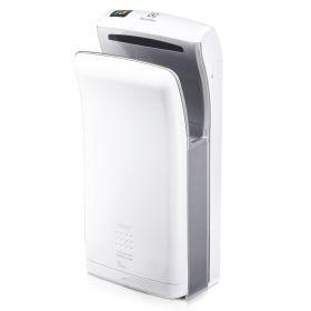 Сушилка для рук Electrolux EHDA/HPF-1200W 1.2 кВт, 10 сек., высокоскоростная, пластик, белый